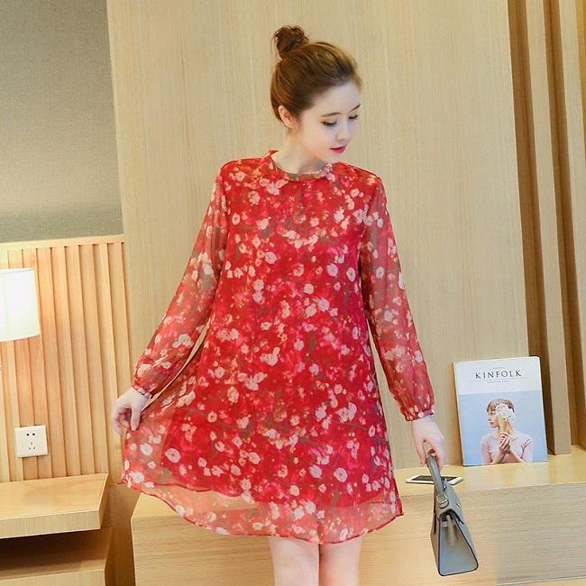 Những mẫu váy bầu sang chảnh giúp chị em tự tin hơn