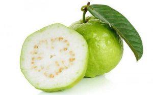 Các thực phẩm giàu vitamin C như quả ổi