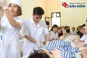 Trường Cao đẳng Y Dược Sài Gòn có những ngành gì?